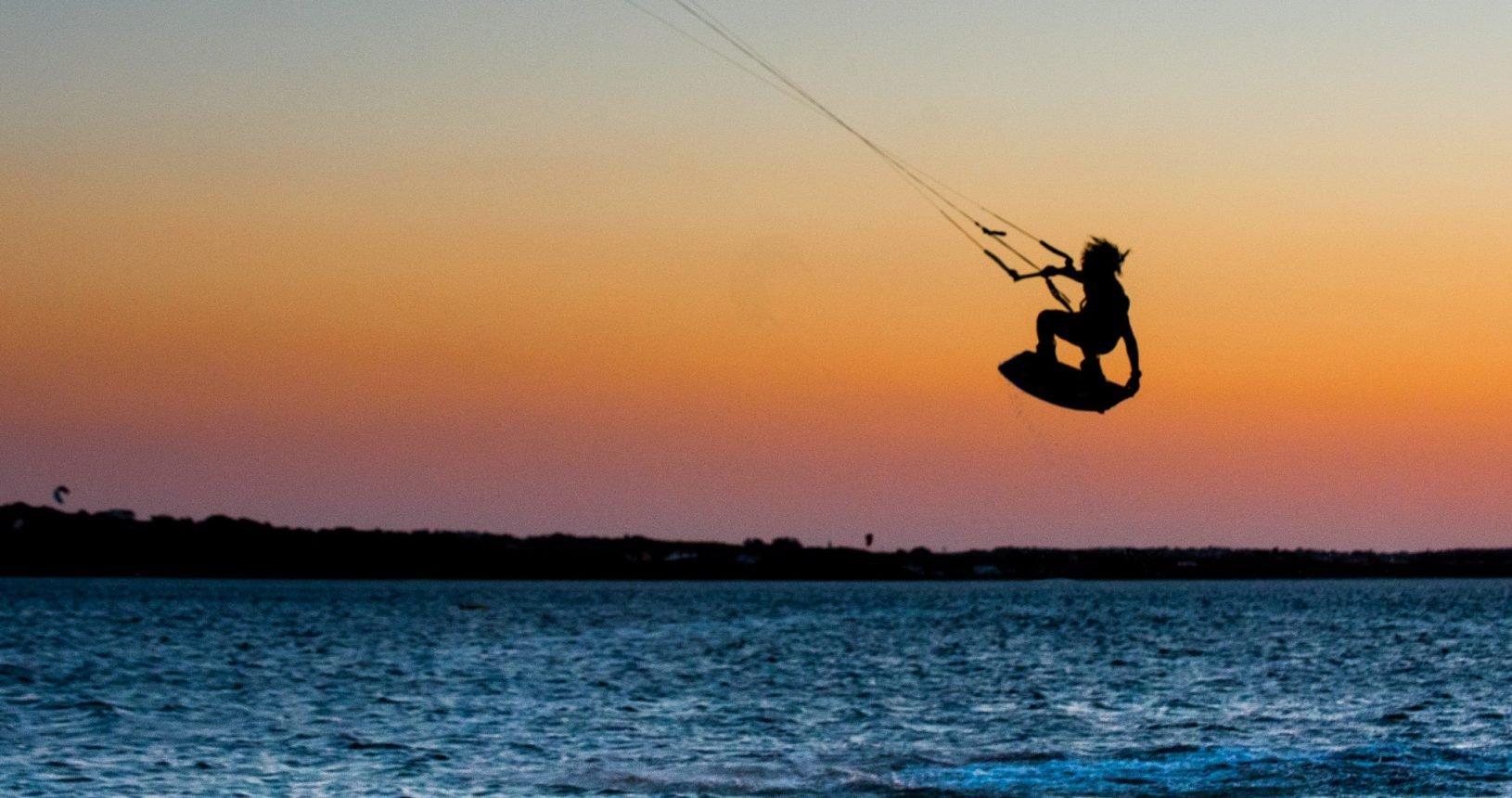 Freestyle Kitesurf Course 1