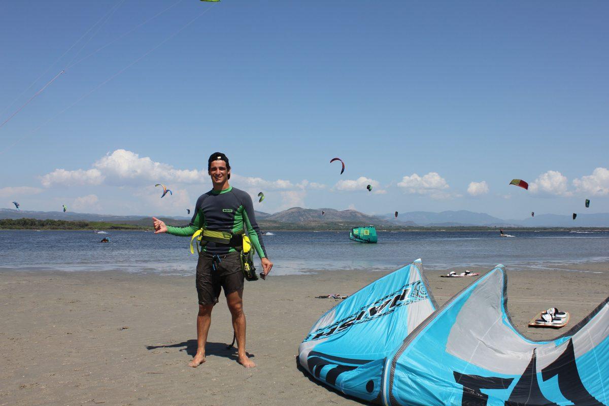 Tutti possono fare kitesurf?