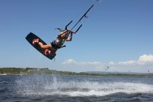 Kitesurf Freestyle