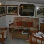 Living Room of B&B A Casa di Luca