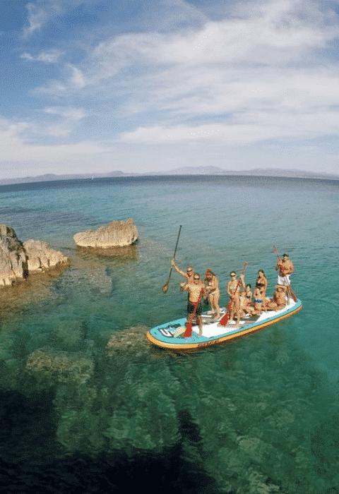 Escursione litorale sant'antioco sud sardegna