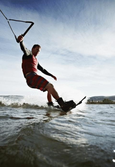 Fare wakeboard nel sud sardegna